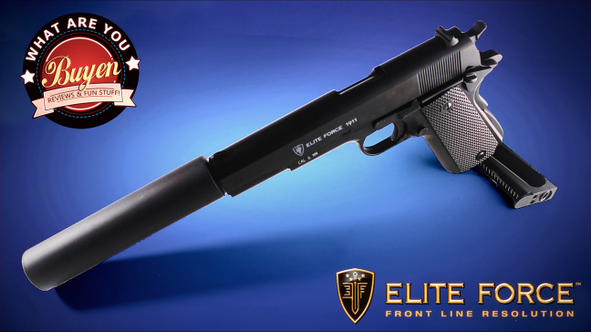 Elite Force 1911 Featured