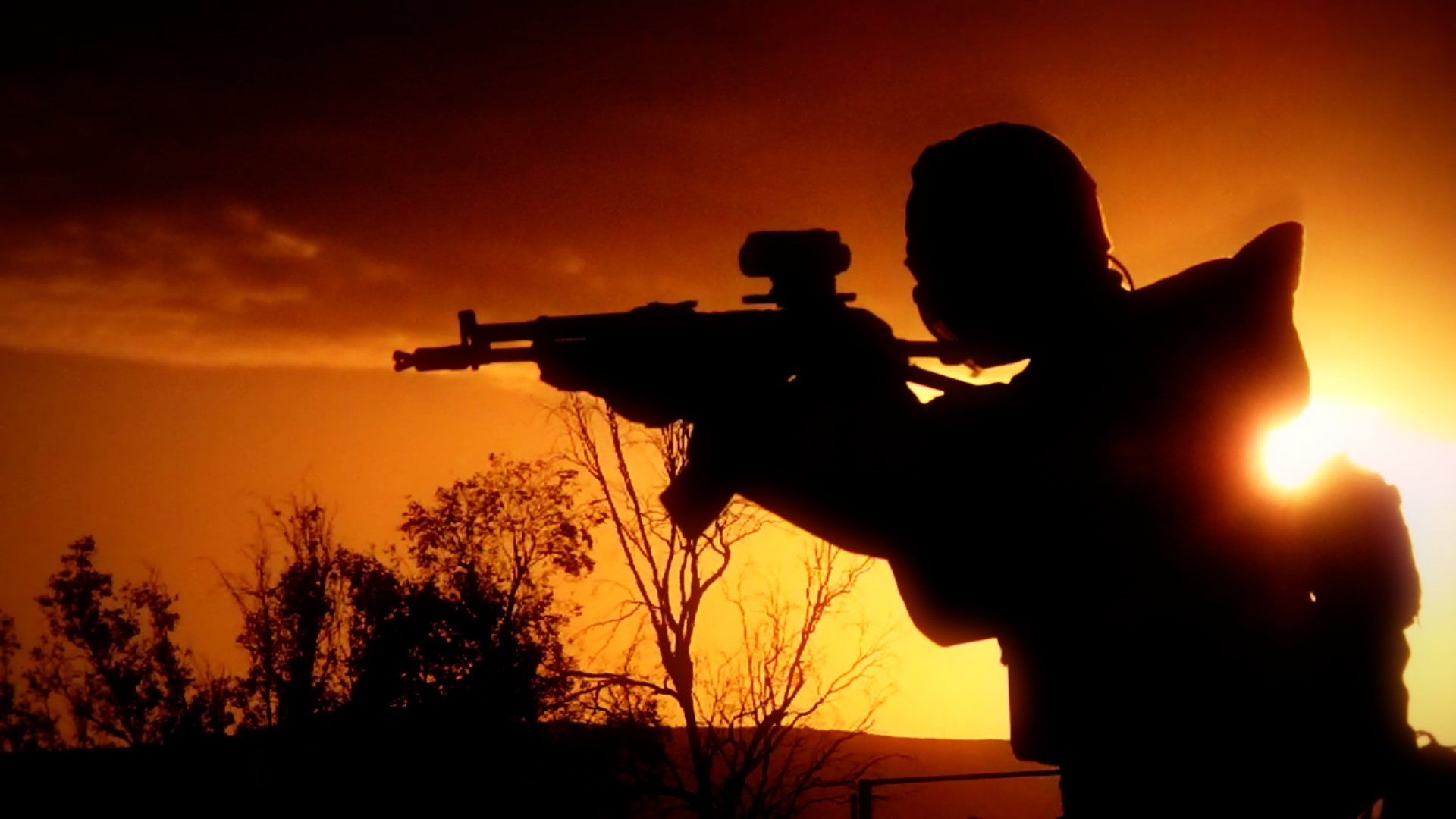 The Best Cinematic Airsoft Gameplay Video