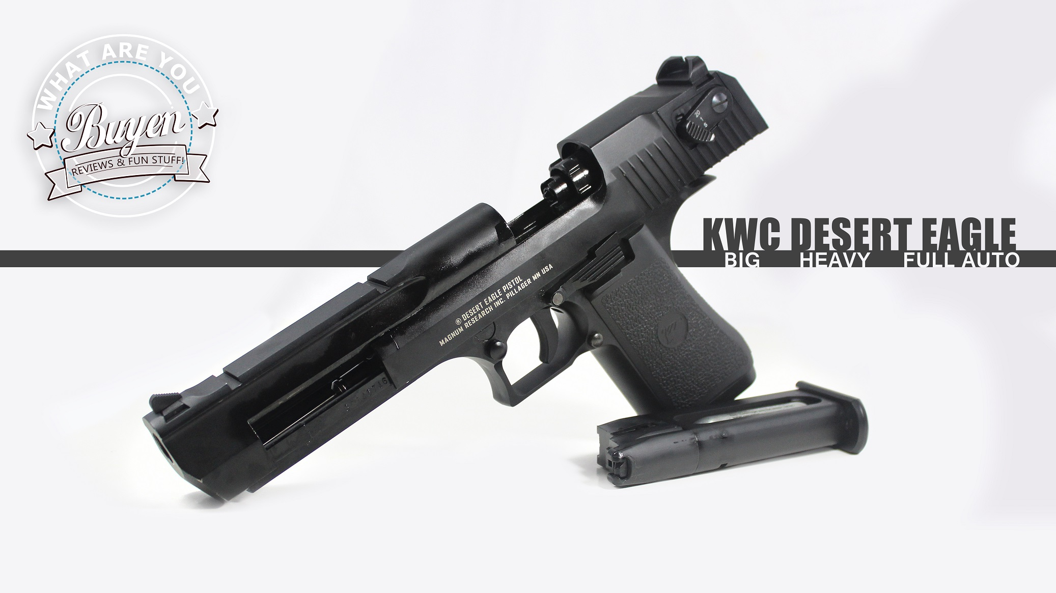 KWC  Desert Eagle (Full Auto)