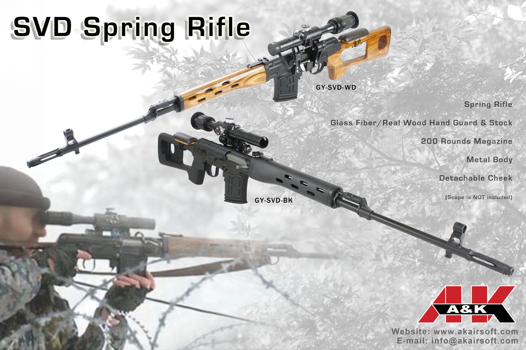 Top 7 Best Airsoft Snipers For the Budget