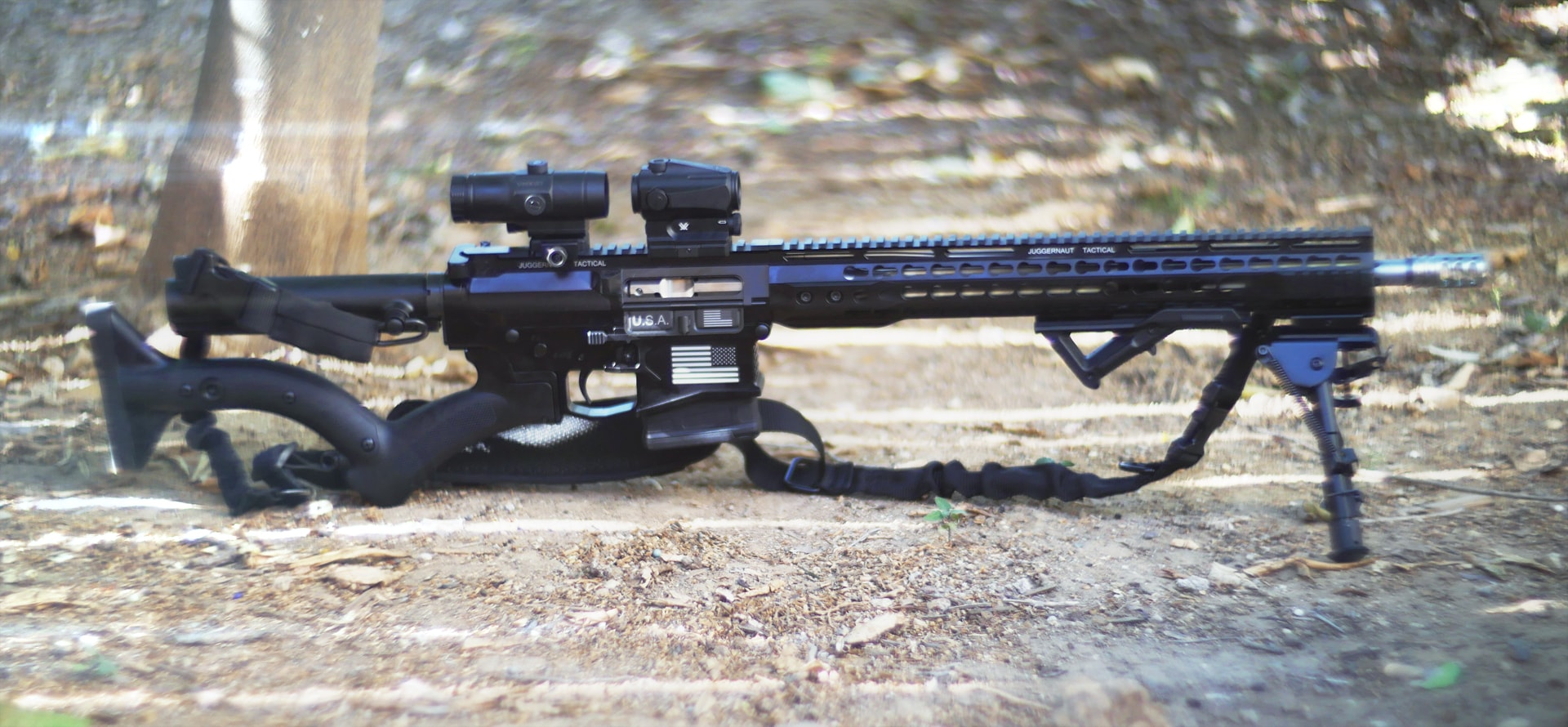 Juggernaut Tactical AR-10 Custom Build (California Compliant) Review