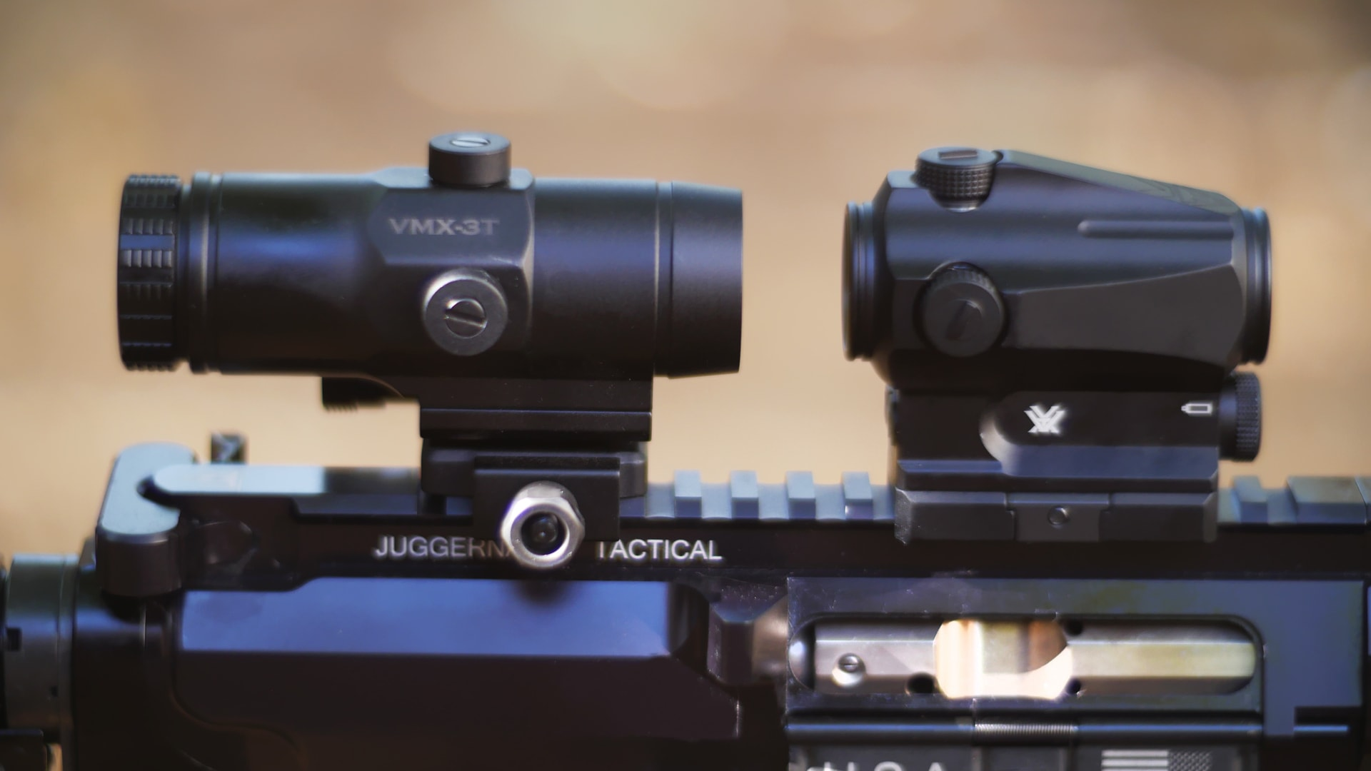 Vortex AR Red Dot & Magnifier Review