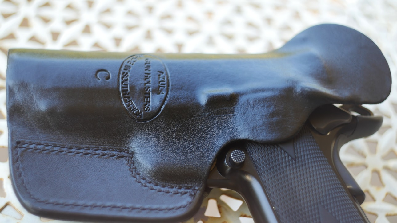 Leather vs Kydex, Which is the Best Conceal Carry Holster