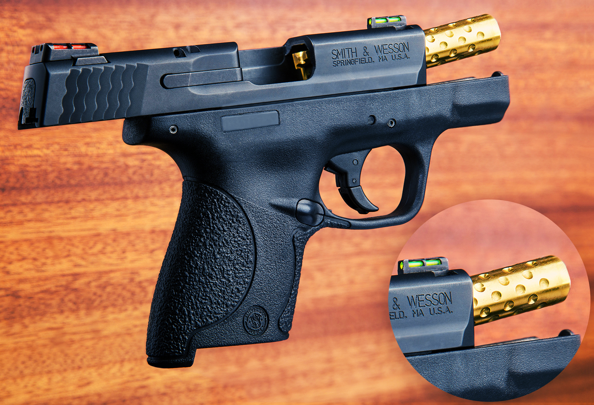 True Precision Shield 9mm Barrel Review