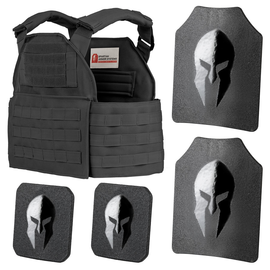 Body Armor Levels Explained (Level II – IV)